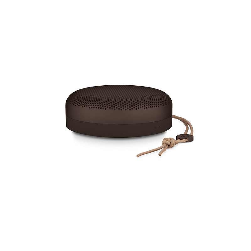 Beoplay A1 Chesnut herfst/winter 2019
