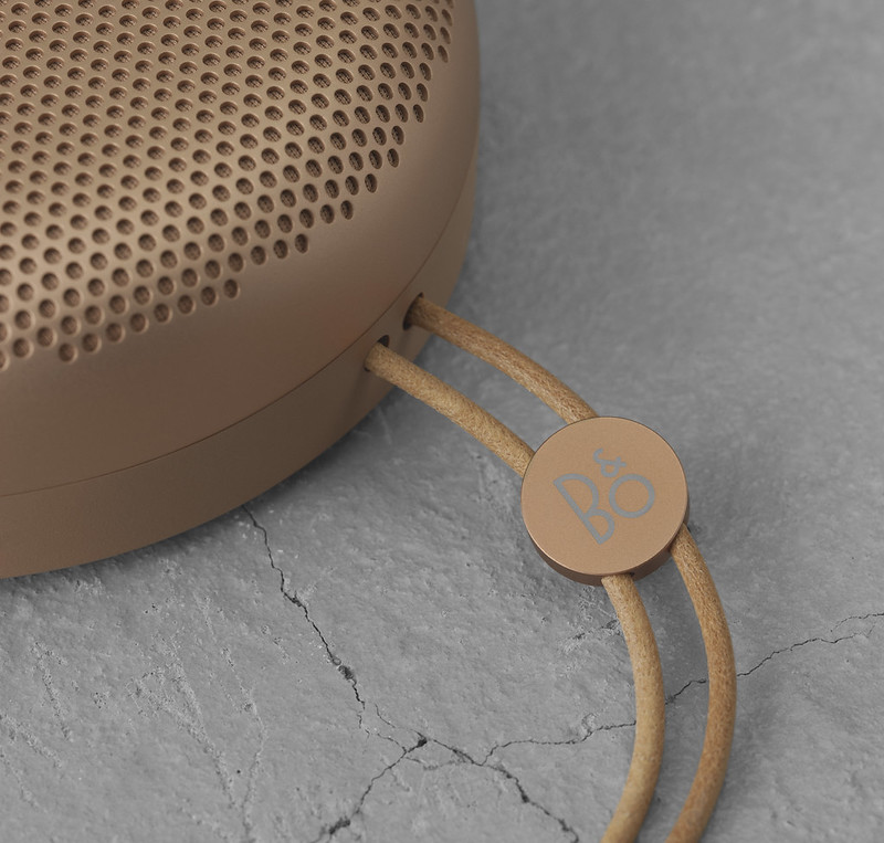 Beoplay A1 Tan herfst/winter 2019