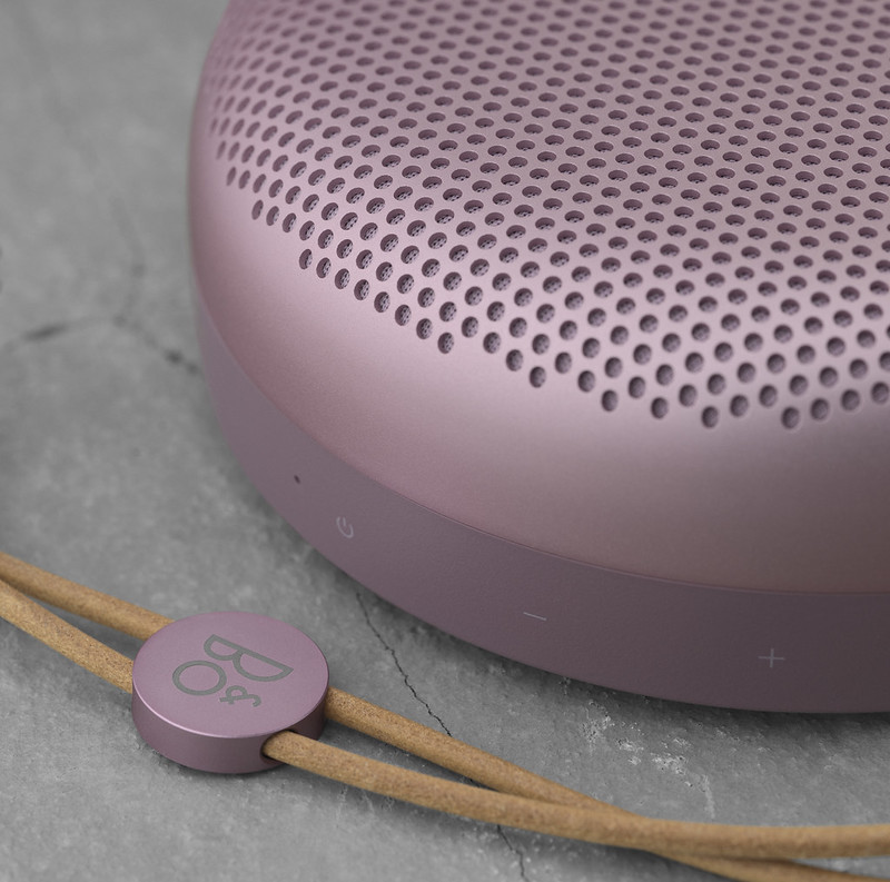Beoplay A1 Peony herfst/winter 2019